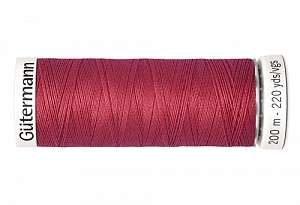 Нитки Gutermann Sew-All 082 розовая долина