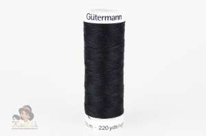Нитки Gutermann Sew-All 000 черный