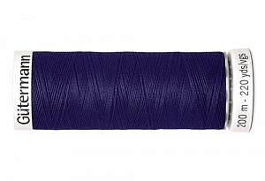 Нитки Gutermann Sew-All 066 индиго