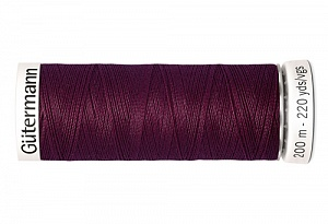Нитки Gutermann Sew-All 108 слива